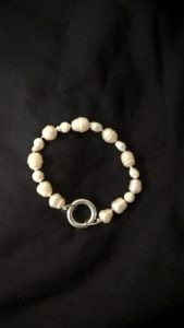 Perle con chiusura cerchio