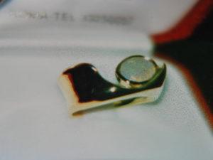 Anello in bronzo con opale €. 97,00