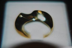 Anello in bronzo €. 46,00