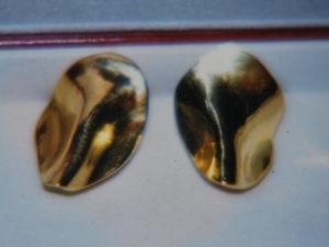 Orecchini in bronzo €. 36,00