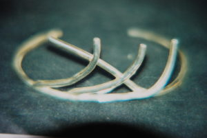 Bracciale tipo schiava in argento €.64,00