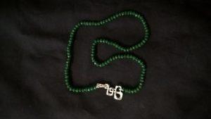 smeraldi con maglia quadrangolare